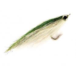 Mouche mer MF5 minnow vert