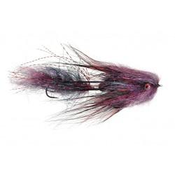 Mouche à carnassier Cheech Leech Black and  Red