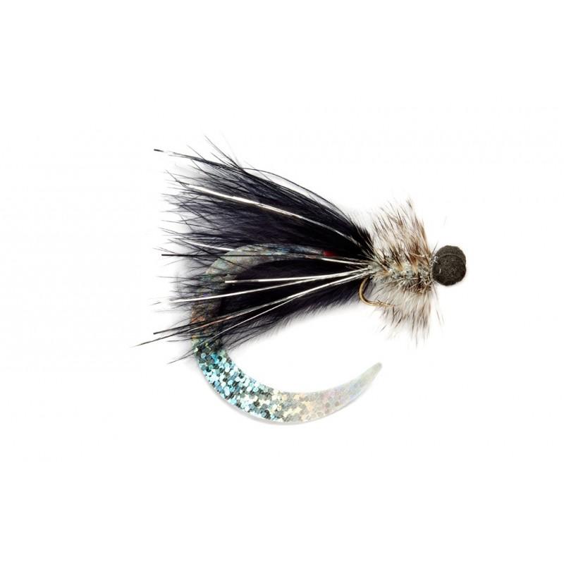 Booby black hummungus wiggle tail