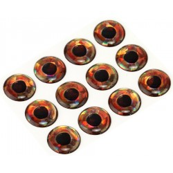 Yeux 3D epoxy holo roach 15mm