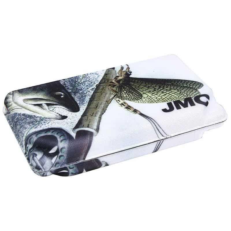 Boîte à mouche JMC édition limitée spéciale sèches