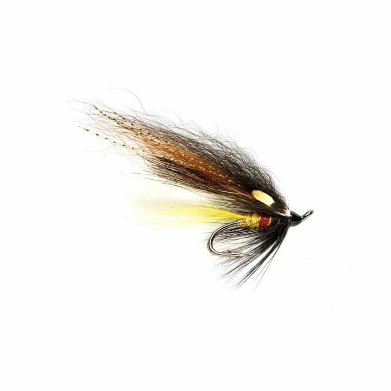 Mouche saumon Brown Turkey