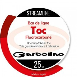 Fluorocarbone Garbolino Streamline