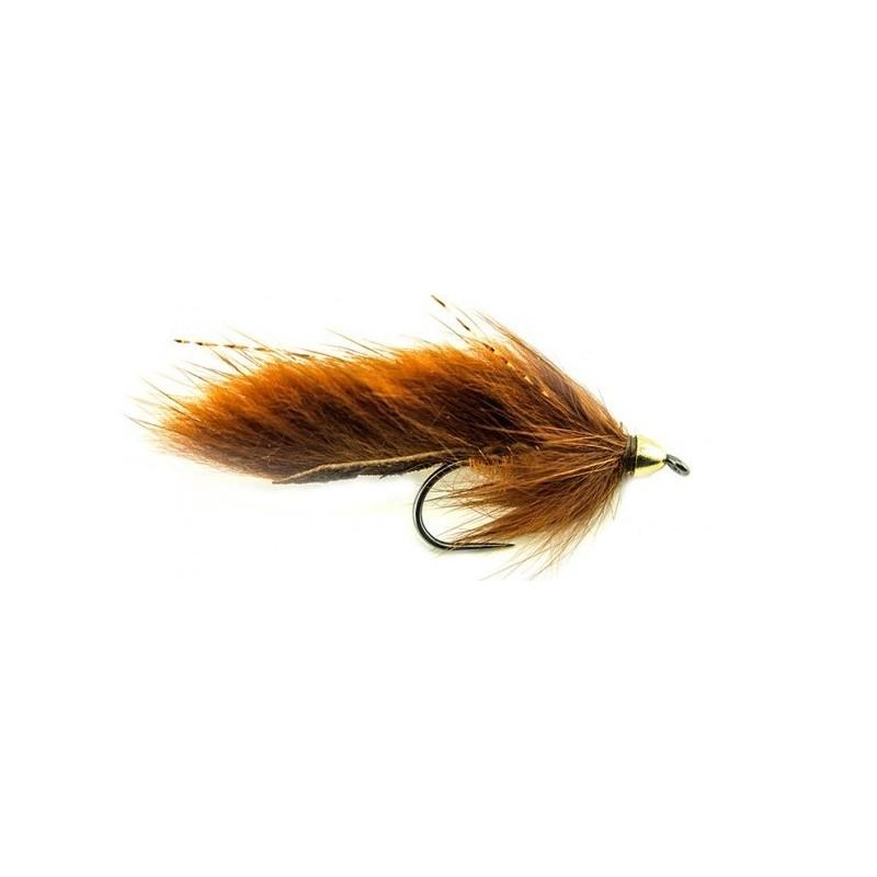 Streamer Muskrat tungstène rusty