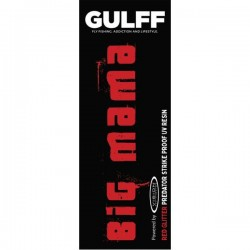 Résine époxy UV Gulff  Big Mama