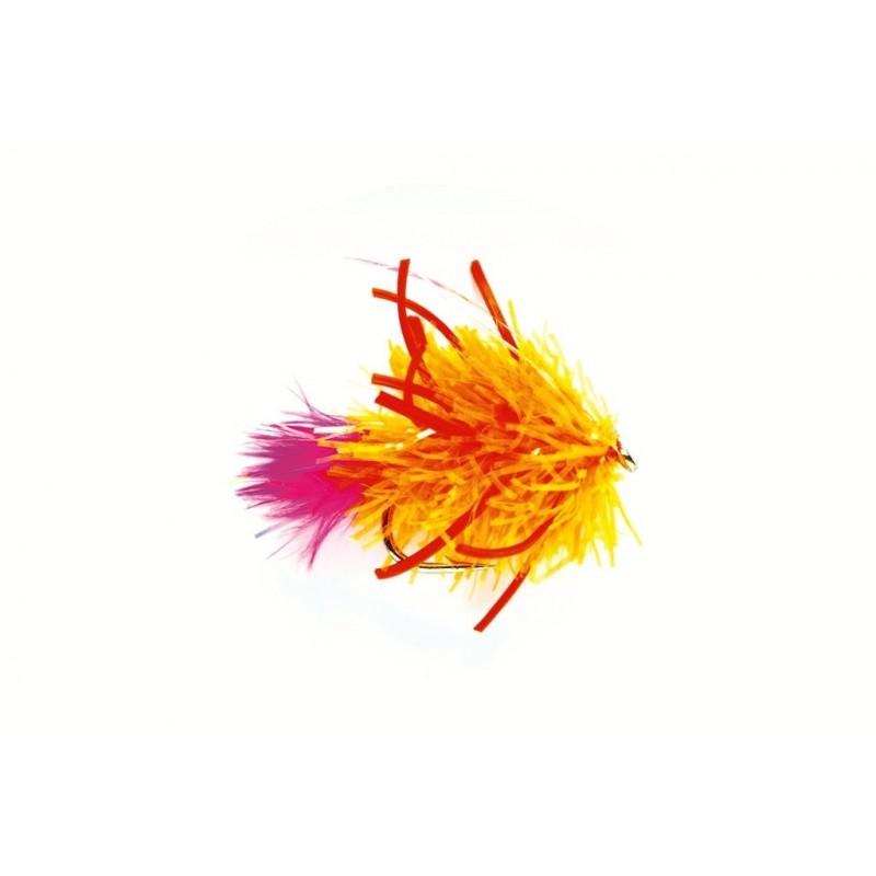 Mouche réservoir blob flexo orange