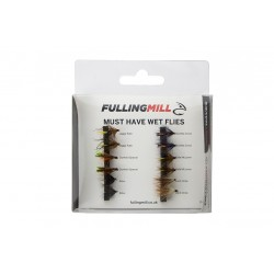 Must have wet flies Fulling Mill