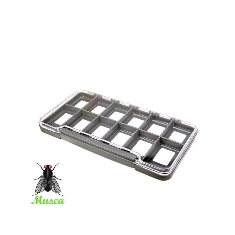 Boîte à mouches Musca 12 cases
