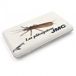 Boîte mouches nymphes Plécoptères