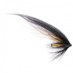 Tube fly saumon Usual Dark Vision