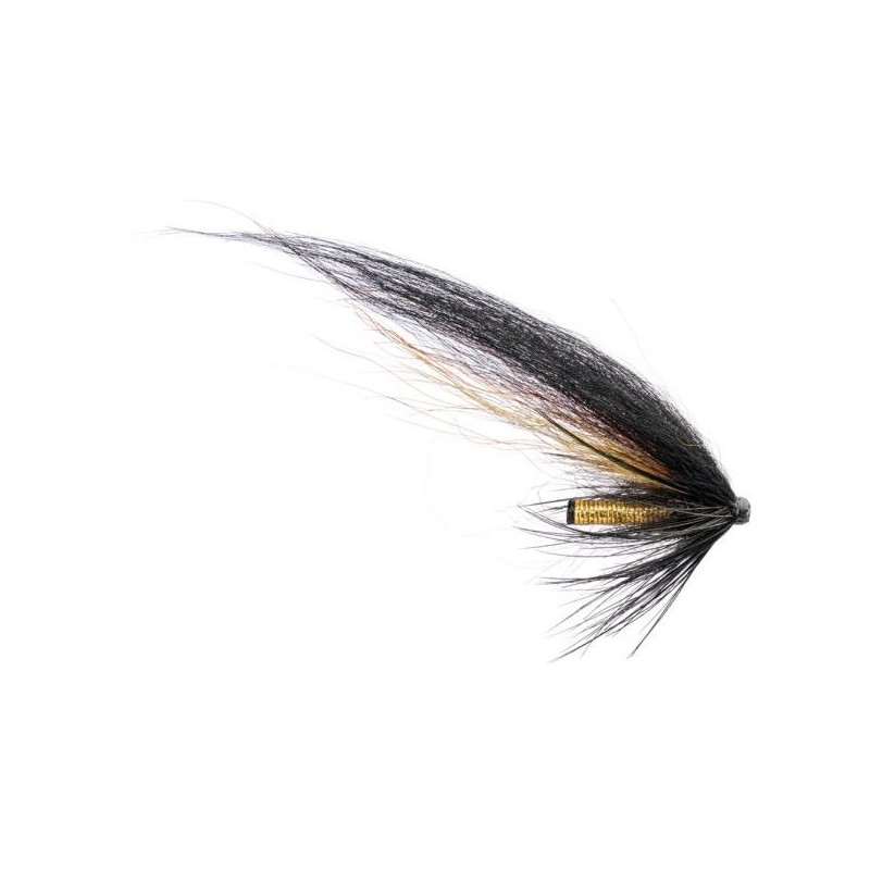 Tube fly saumon Usual Dark Vision