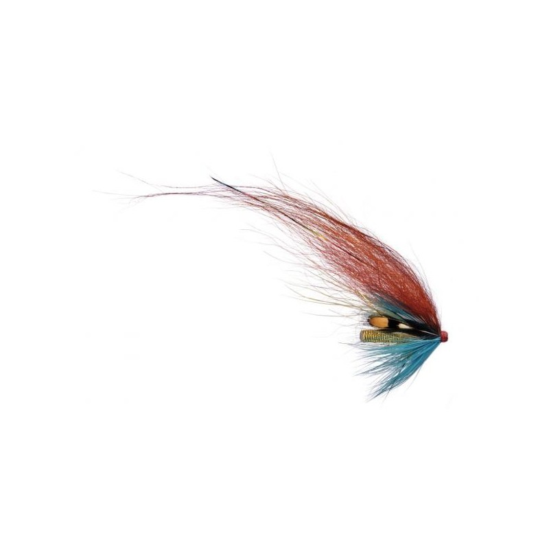 Tube fly saumon Usual Light Vision