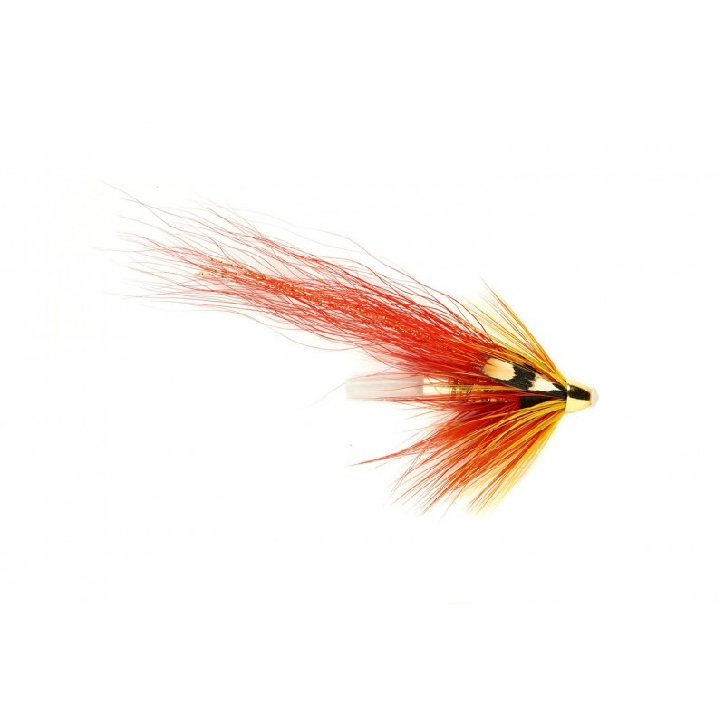 Tube fly Flamethrower Red